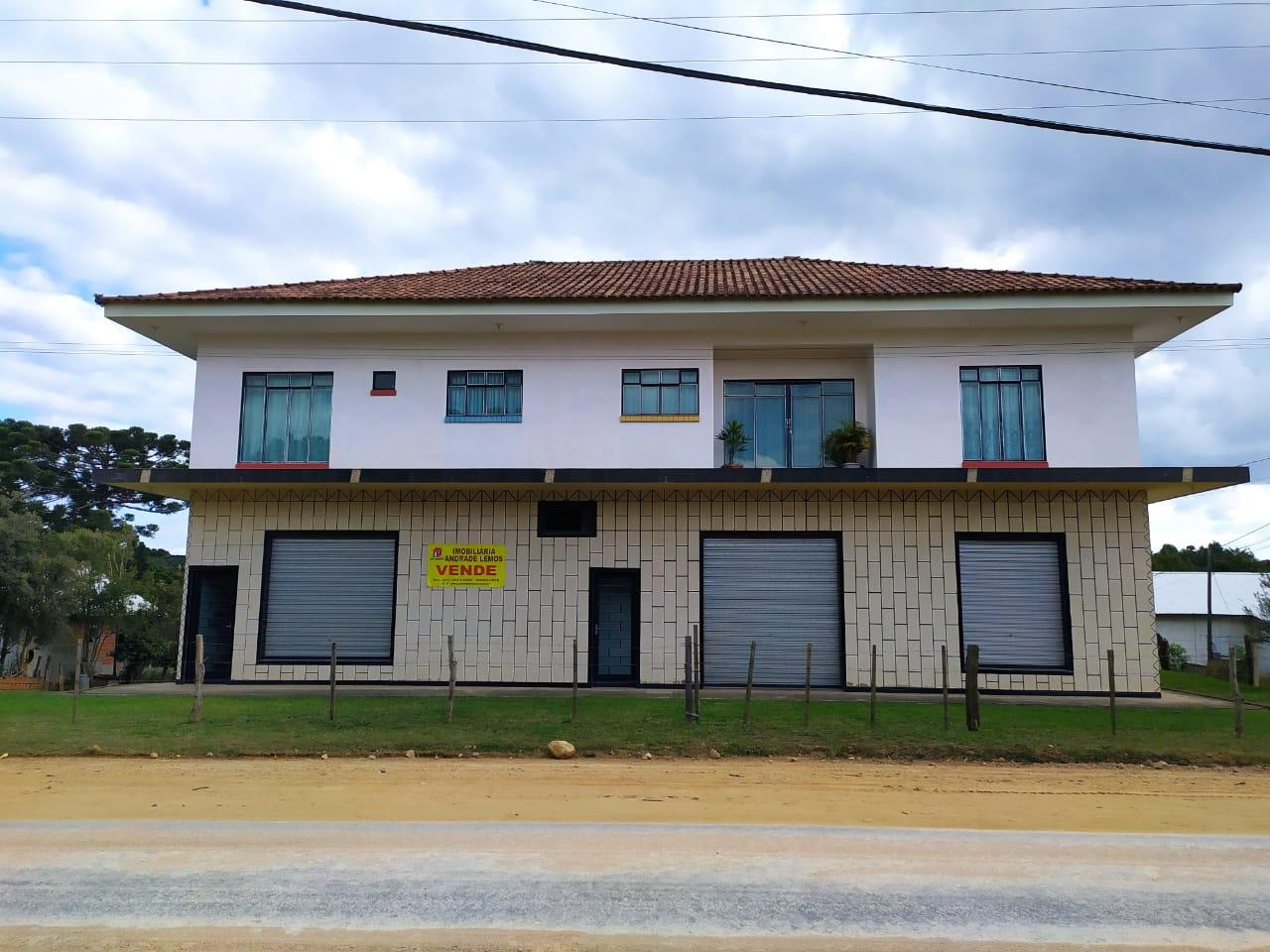 Excelente edificação comercial/residencial para venda no Pangaré