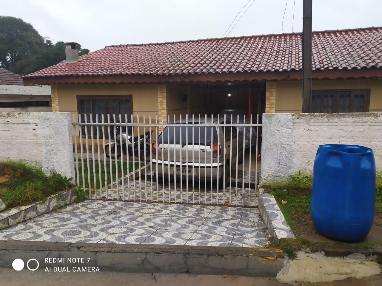 Residência em alvenaria  para venda na Campina.