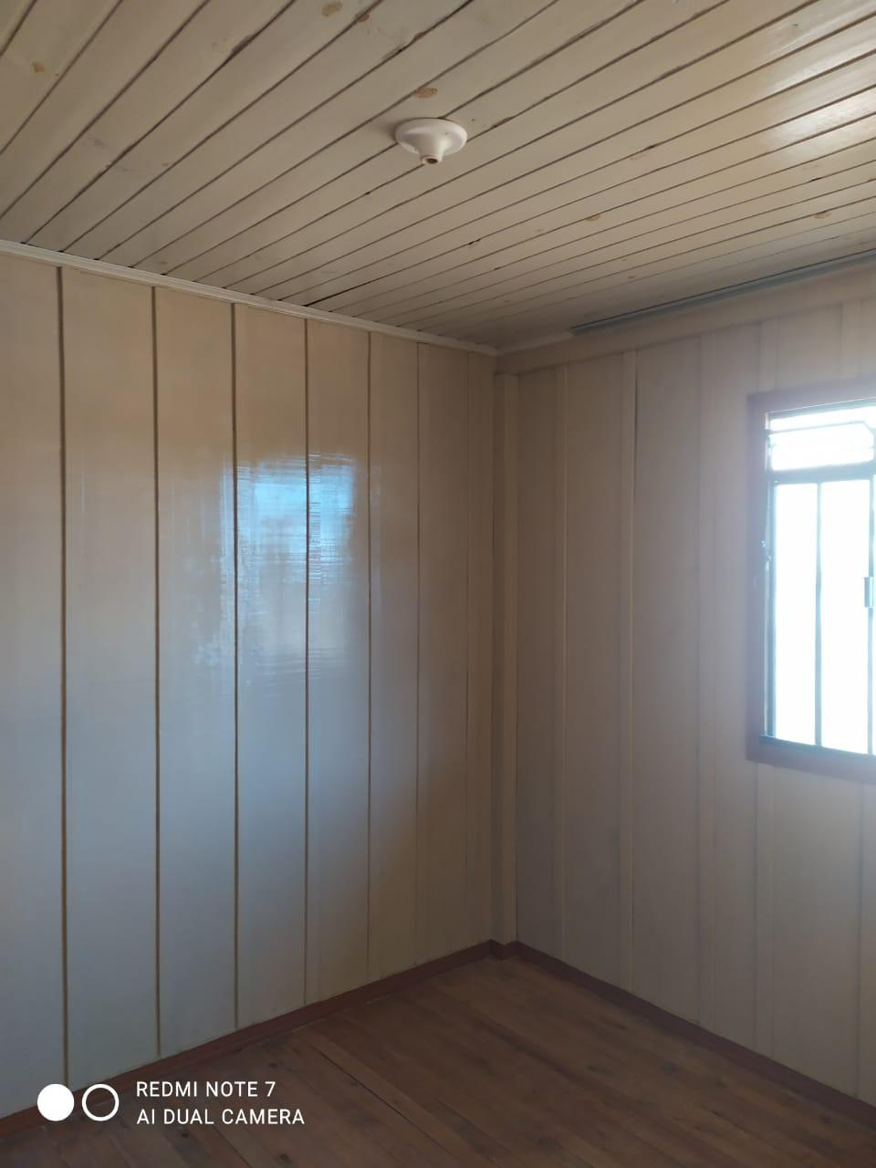 Residência em madeira para alugar na Rua do Expedicionário